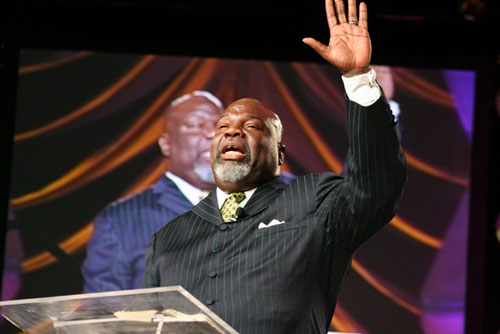 Bishop T.D. Jakes' Tweet Reignites Debate About Pastor's Trinity Theology, Christian News