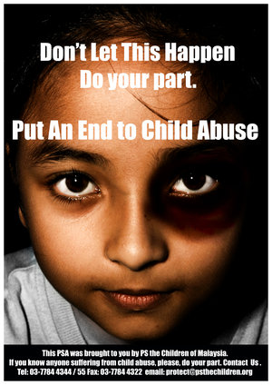 The following Facts About Child Abuse illustrate the devastating